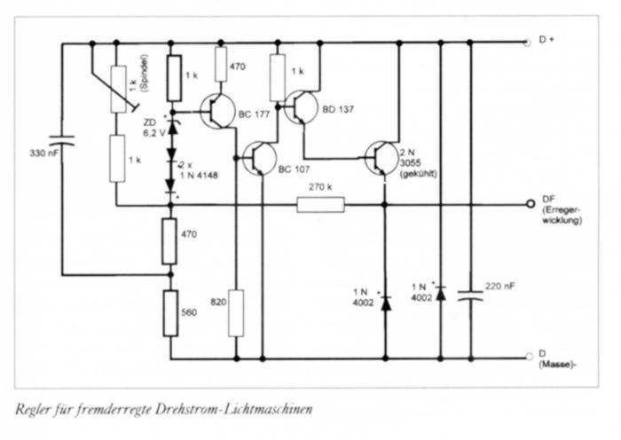 Bauanleitung LiMa-Regler